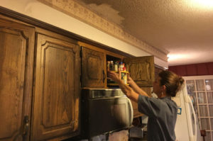Steps Of Our Kitchen Fire Restoration Services In Springfield MO – Part 2