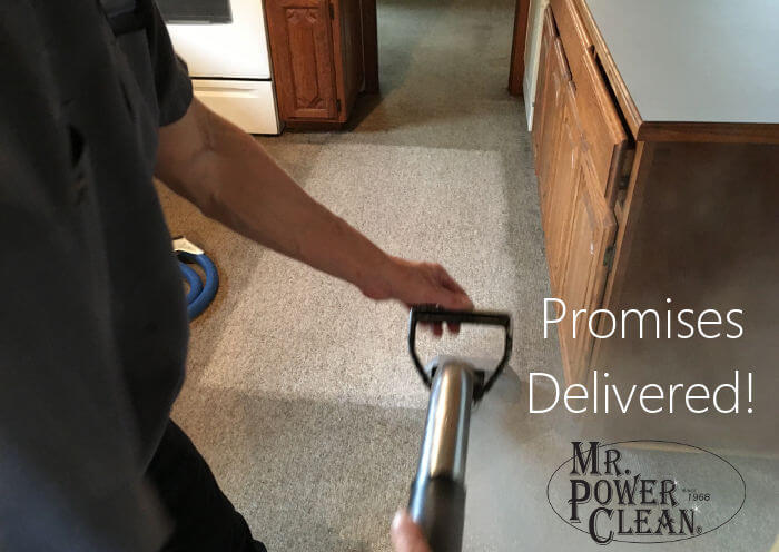 promises we deliver as carpet cleaners springfield mo